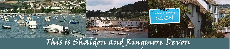 Shaldon Village Devon